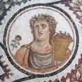 Mosaïque romaine, musée Tunis. Patrimoine mondial classé UNESCO. © Zizioli coaching evasion-bienetre.com